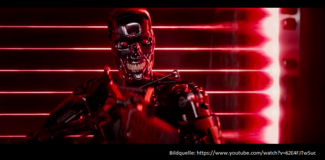"""You are terminated!"""