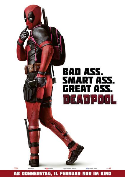 Deadpool hat in jeder Lage einen komischen Spruch auf den Lippen. (Quelle: © Twentieth Century Fox of Germany GmbH)