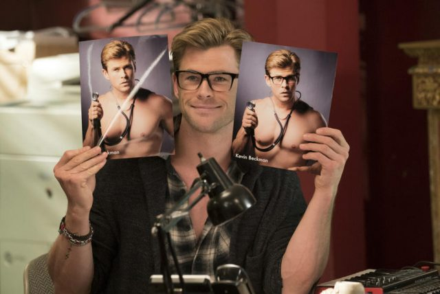 Chris Hemsworth als Kevin (Quelle: © Sony Pictures Releasing GmbH)