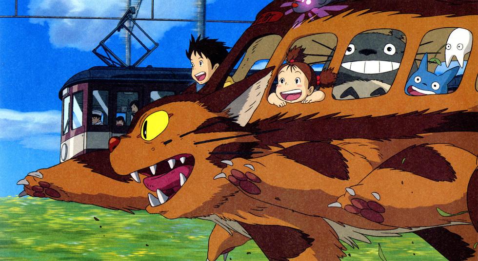 Animes für den Einstieg: Die Filme von Hayao Miyazaki – Schundkritik