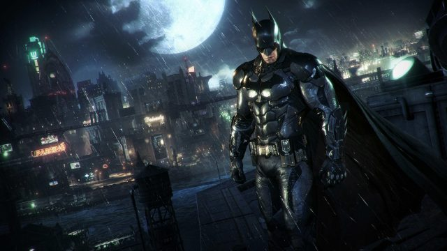 Batman in Batman: Arkham Knight. (Quelle: © Warner Bros.)