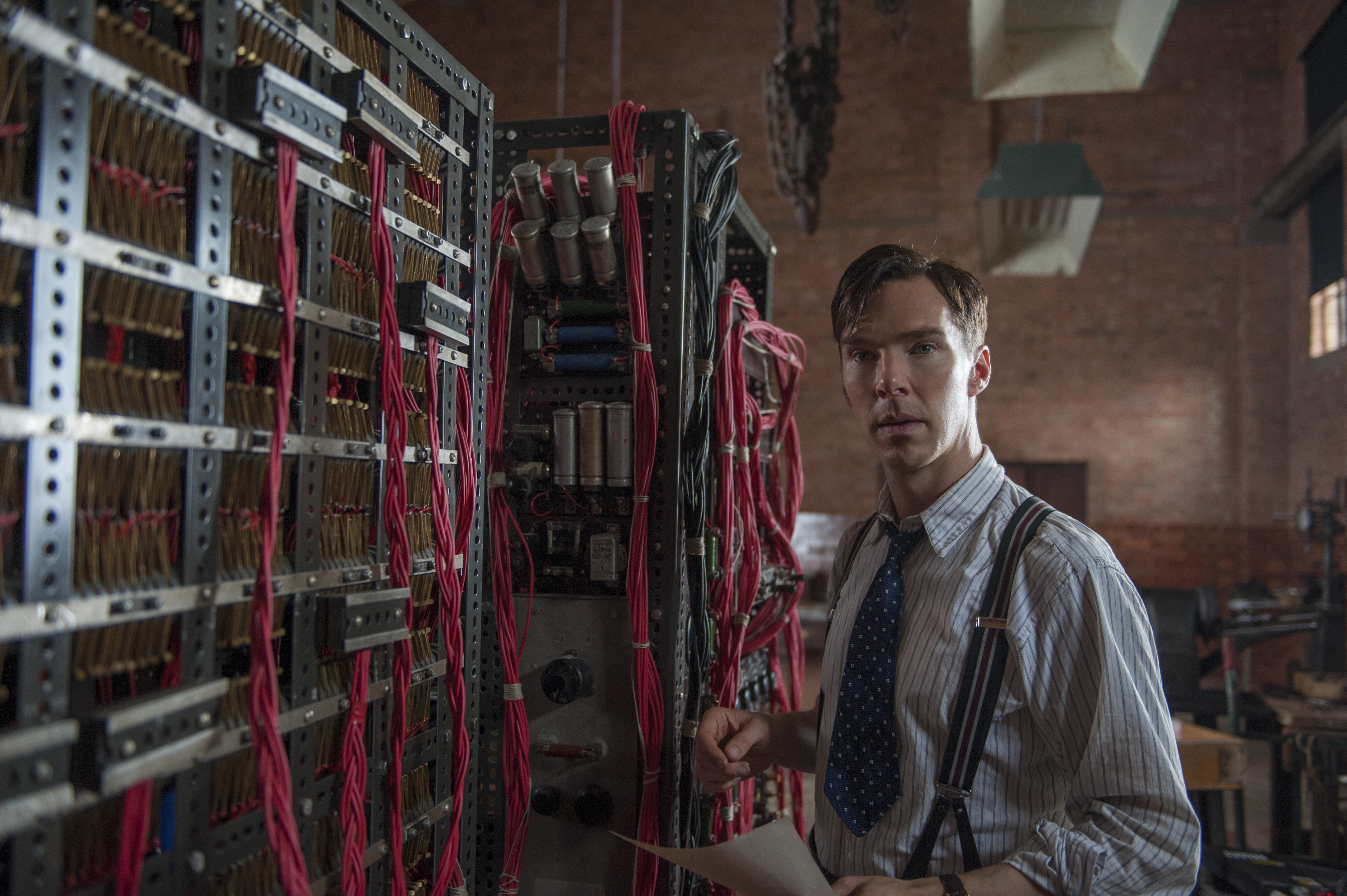 The Imitation Game – Malen nach Zahlen