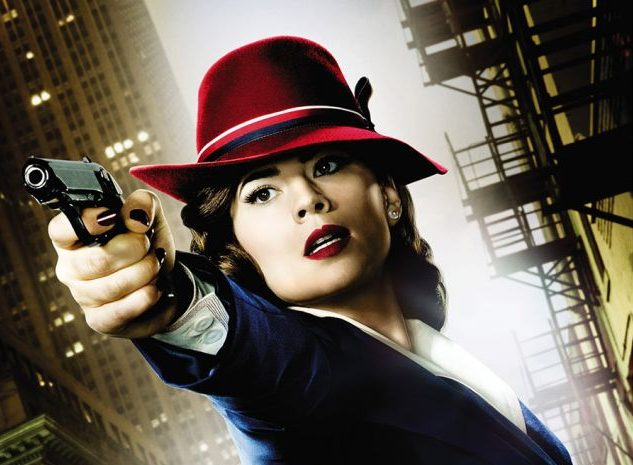 Hayley Atwell als Agent Peggy Carter. (Quelle: © Marvel/ABC)