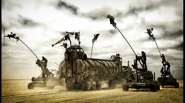 Solides Filmhandwerk. Mad Max: Fury Road