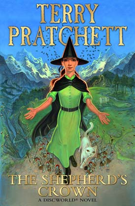 Das Cover von Prachetts letzter Scheibenwelt. (Quelle: © Random House)