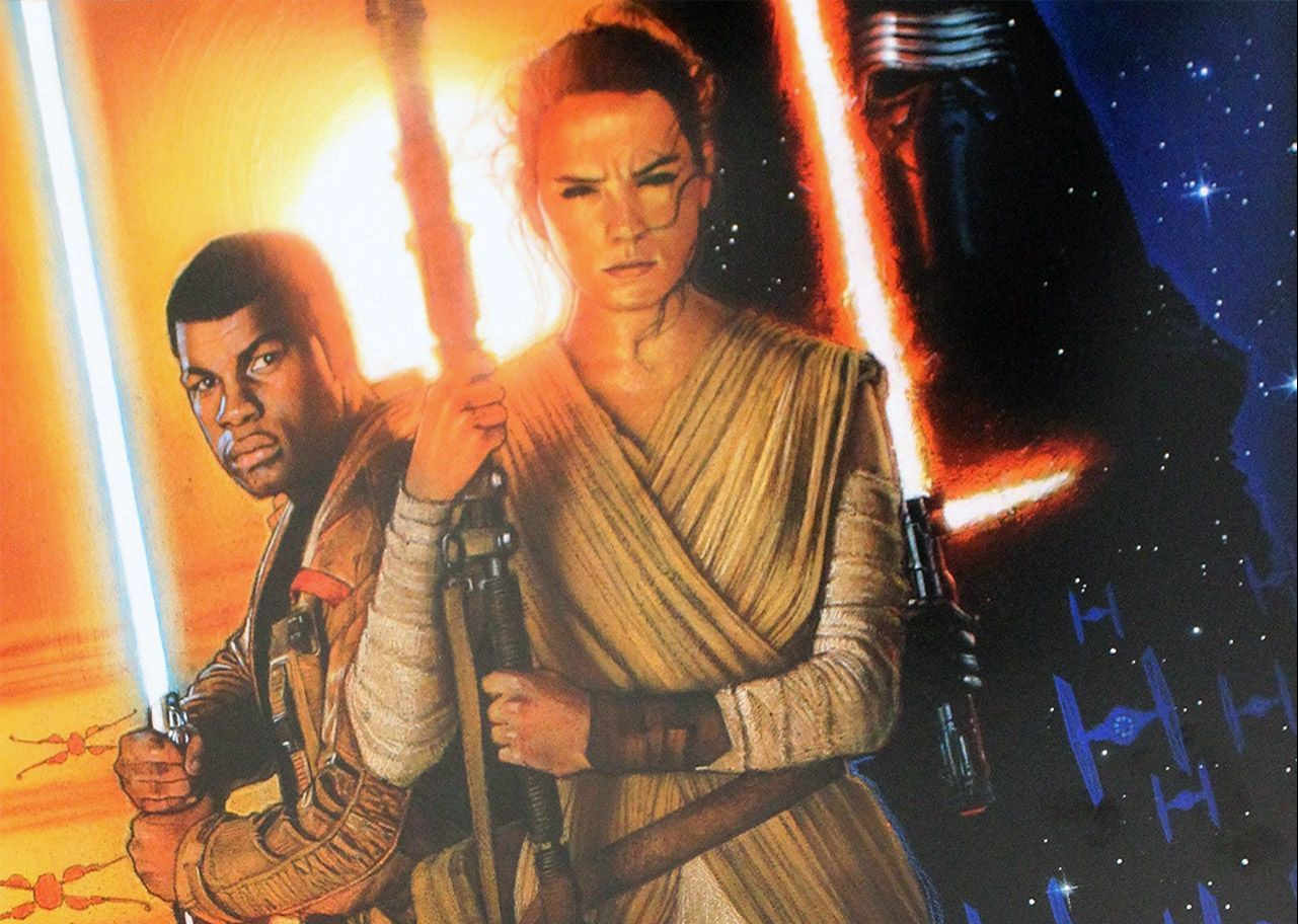 Die Macht ruft nach uns – Vier Augen auf Star Wars – The Force Awakens