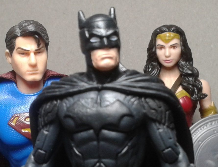 World´s Finest – Crossover mal nicht düster!