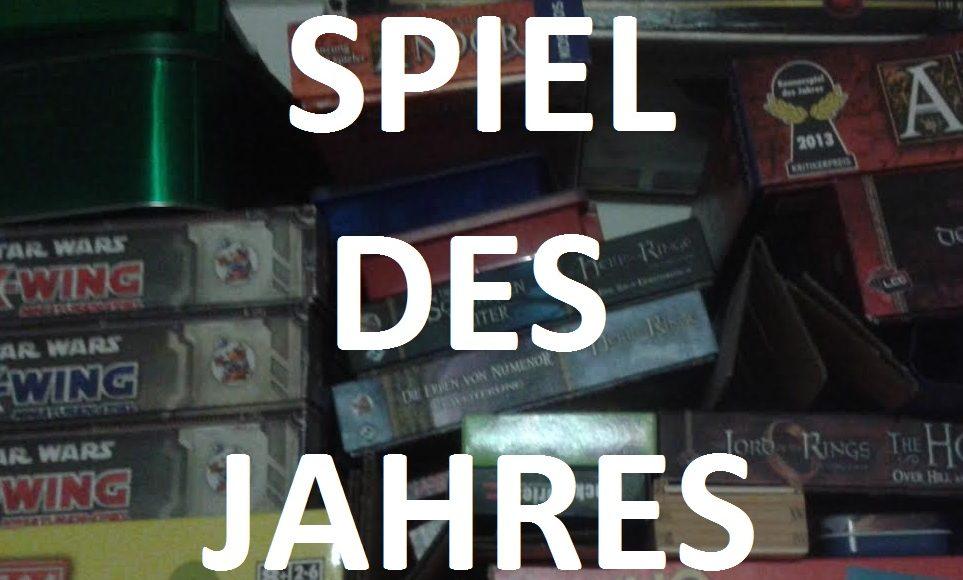 """Der Brettspieloscar Teil 2 – Die Nominierten zum """"Spiel des Jahres"""" 2016 und unsere Prognose"""