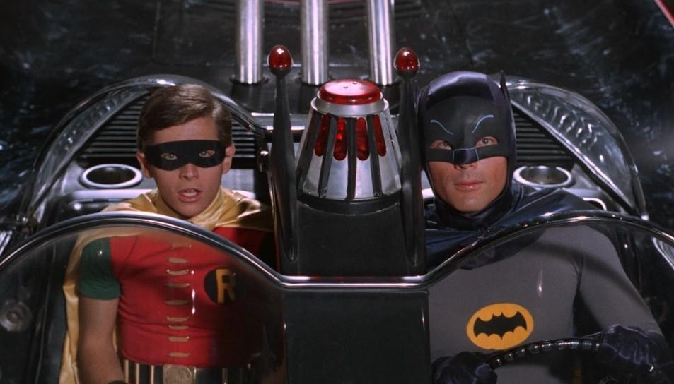 Batman und Robin im Einsatz (Quelle: © Warner Home Video)