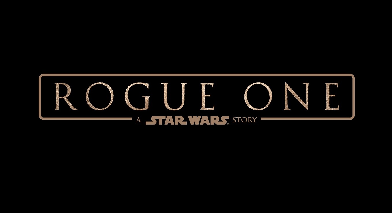 Das Rogue One Logo ©Disney/Lucasfilm Ltd.