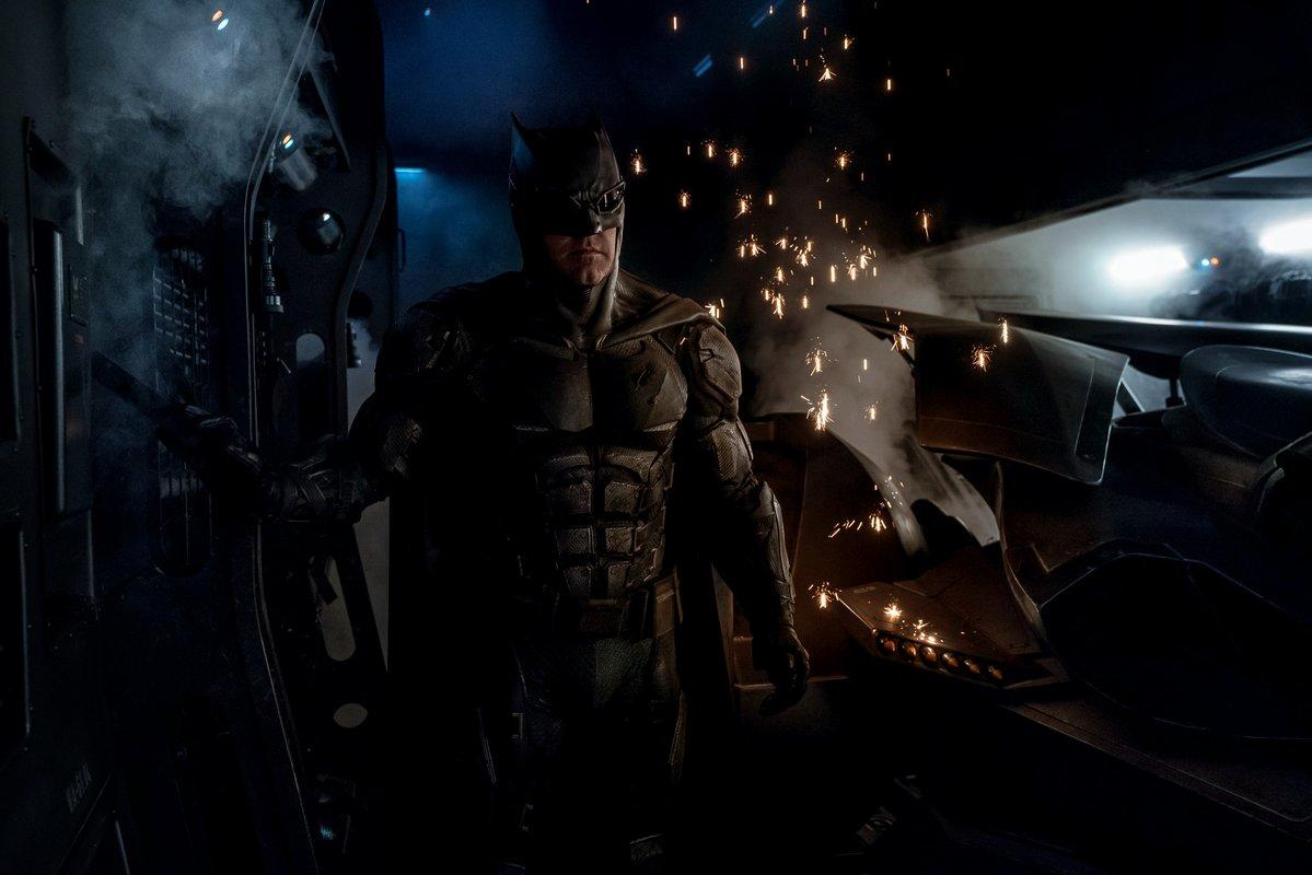 Des Batmans neue Kleider – Ein genauerer Blick auf  Ben Afflecks neue Rüstung