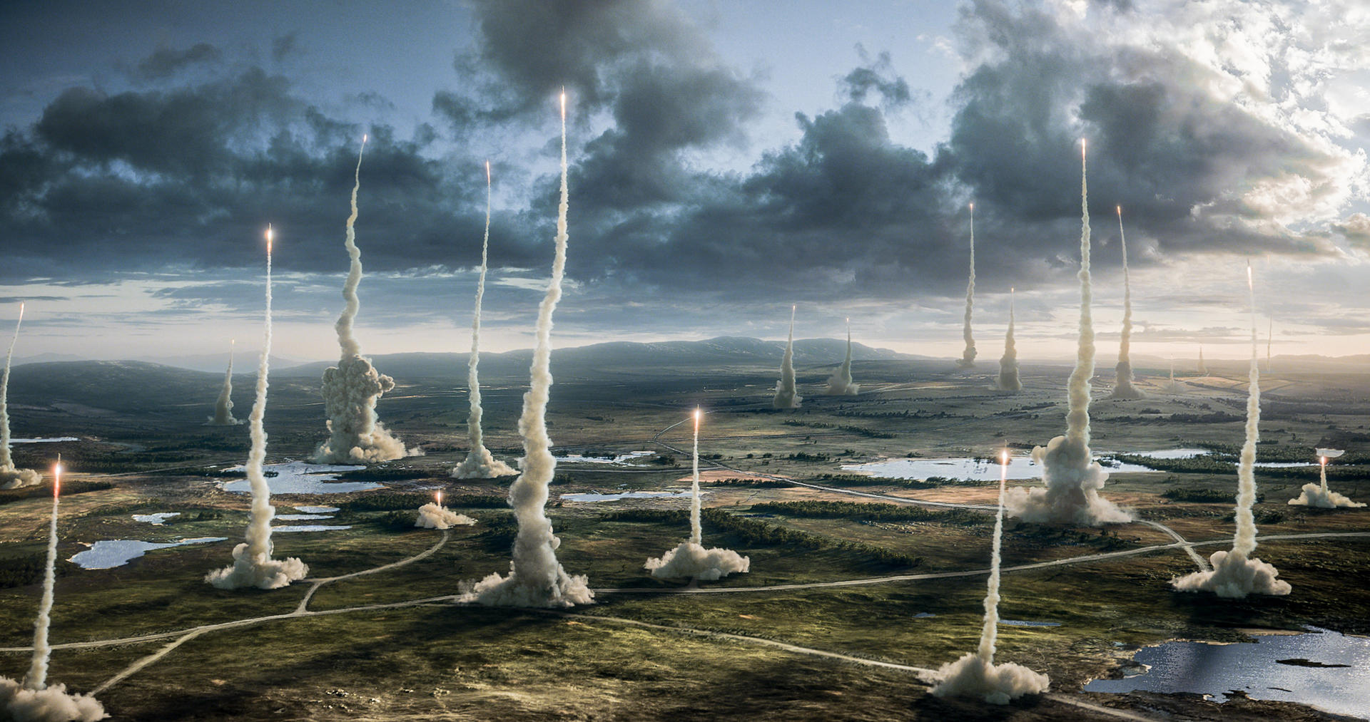 War der Kinosommer eine Katastrophe? Zumindest in X-Men - Apocalypse ging viel kaputt. (Quelle: © Twentieth Century Fox of Germany GmbH