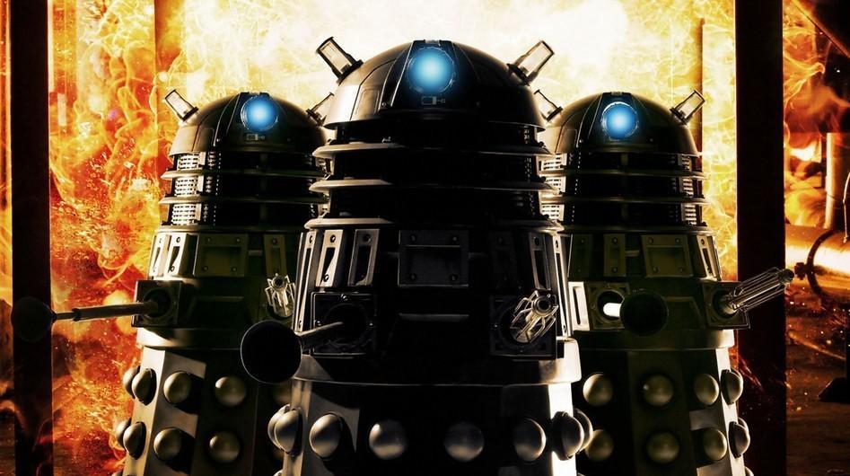 "TV-News: Verschollene Doctor Who Episode ""The Power of the Daleks"" als Animationsversion"