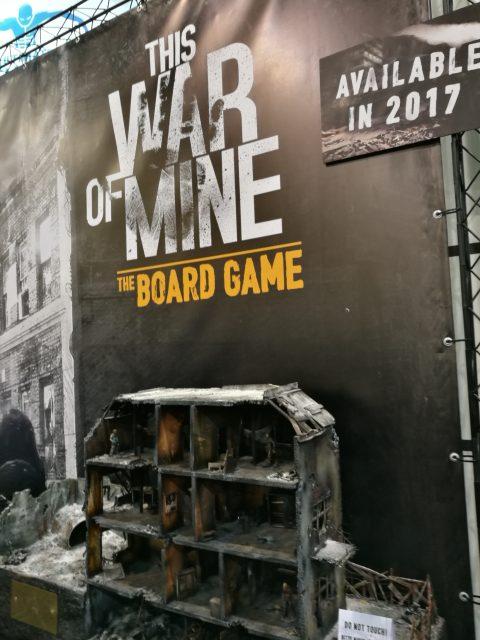 Auch von der tollen Spiele- App This War of Mine gibt es mittlerweile eine Brettspielumsetzung