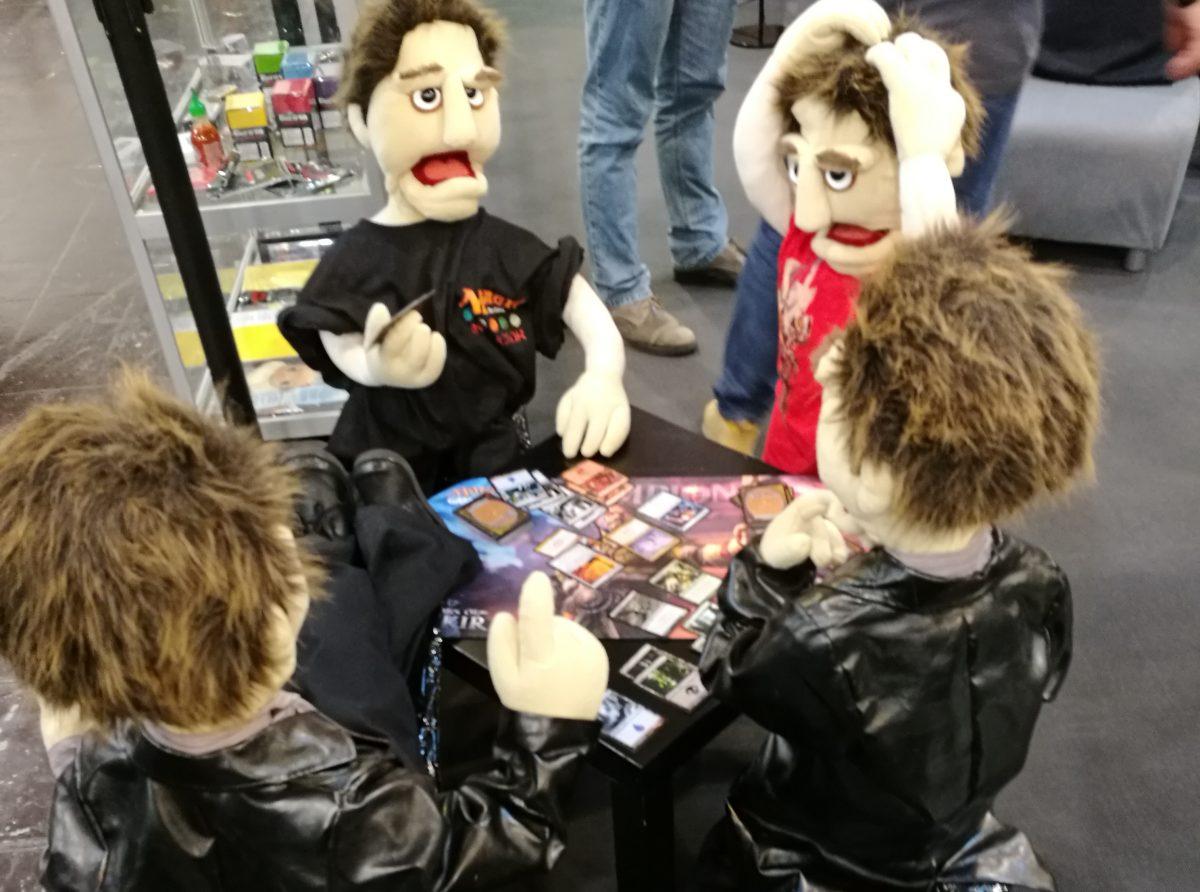 Nicht nur die Muppets haben auf der Spiel 16 neue Spiele für sich entdeckt.