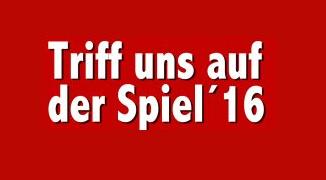Spielmesse 2016 in Essen- Schundkritik vor Ort