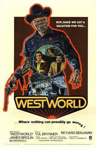 Der Film aus dem Jahr 1973 mit Yul Brynner dient als Vorbild für die neue Serie. (Quelle: © Fox-MGM)