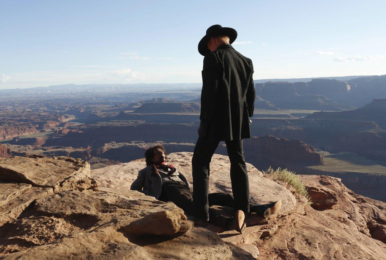 Die Landschaftsaufnahmen und Kostüme beeindrucken. (Quelle: © HBO)