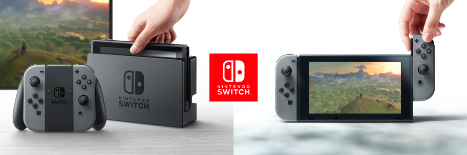 Game-News:Nintendo Switch vorgestellt