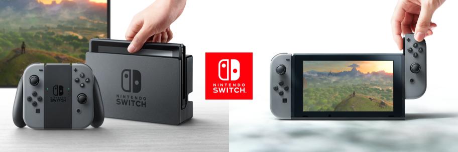 Game-News:Nintendo Switch vorgestellt