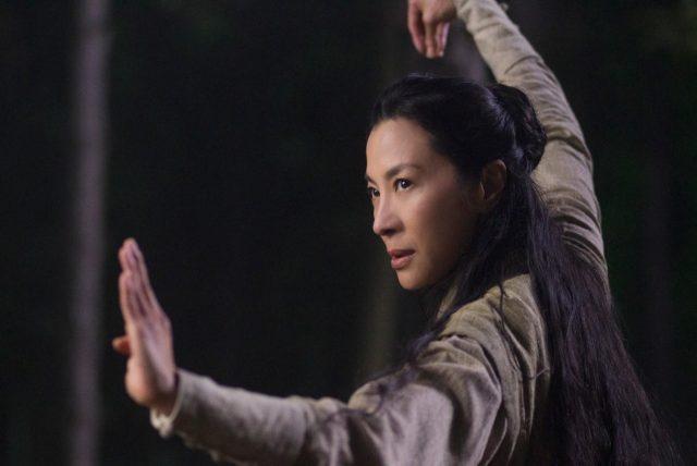 Michelle Yeoh spielt in Star Trek - Discovery mit. (Quelle: © Netflix)