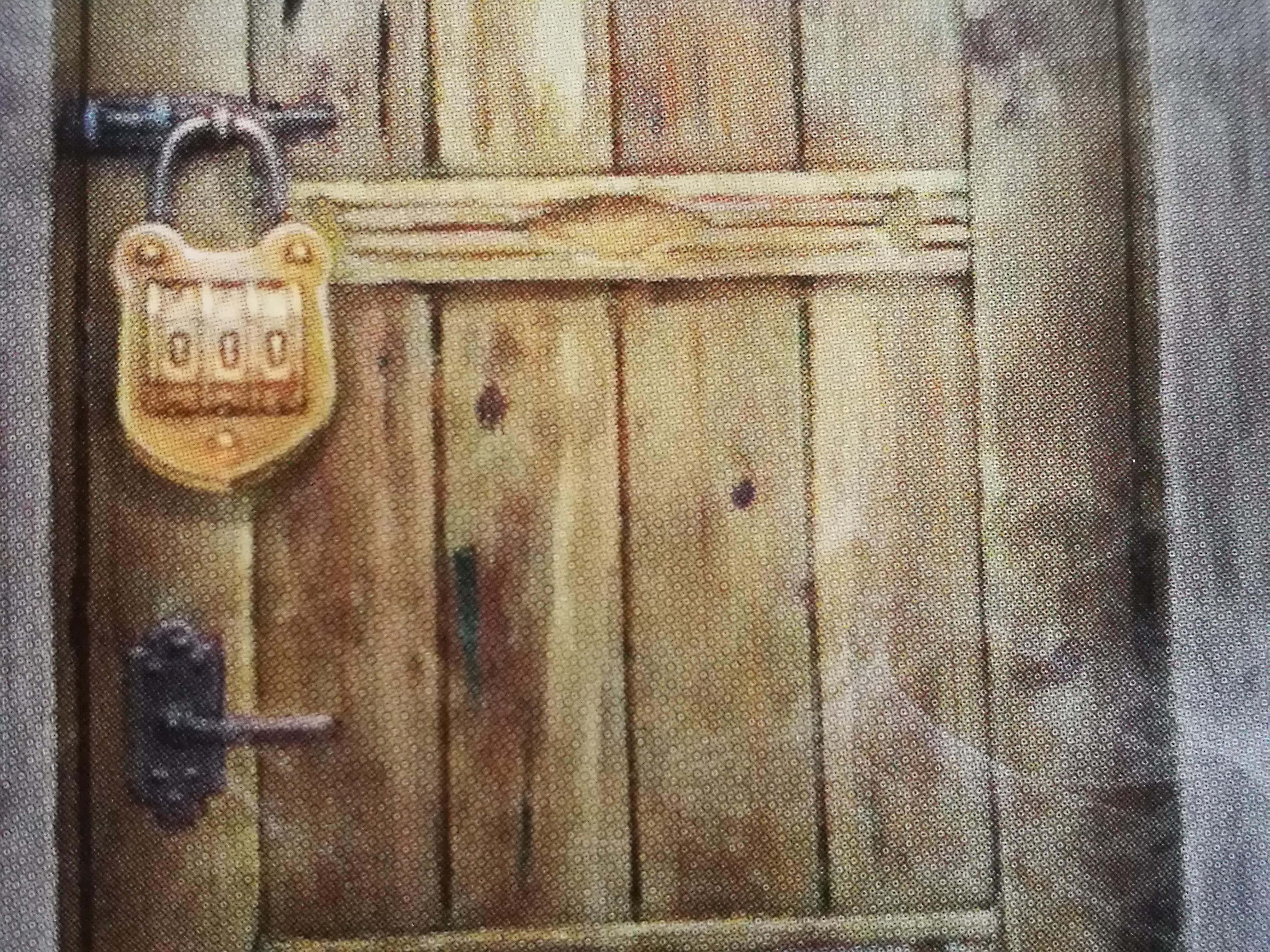 Verschlossene tür  Exit- Gefangen in der verlassenen Hütte – Schundkritik