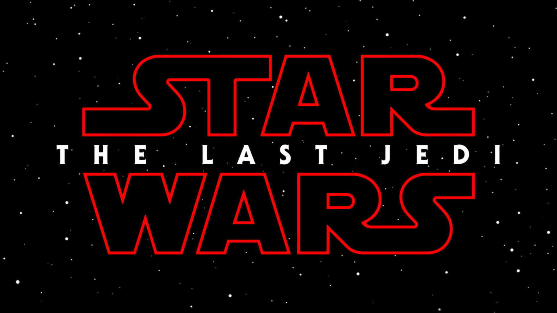 Das Logo für Star Wars - The Last Jedi (Quelle: © Walt Disney Company Germany Gmbh)