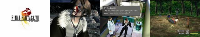 In Teil 8 versuchte sich Squaresoft erstmals an einem realistischen Stil und einer Welt, die zwar modern und technisiert zu sein scheint, aber nicht ohne Weiteres bekannten Settings wie Cyberpunk & Co. zuzuordnen ist. (Final Fantasy VIII, 1999 - Eigene Screenshots / © Square Enix)