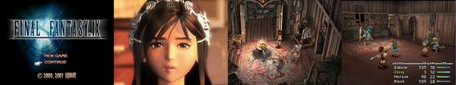 Im 9. Teil kann man die Technik der PSX-Generation in detailverliebter Perfektion erleben, das aber in einem Setting, das eher an SNES-Zeiten erinnert. (Final Fantasy IX, 2000 - Eigene Screenshots / © Square Enix)