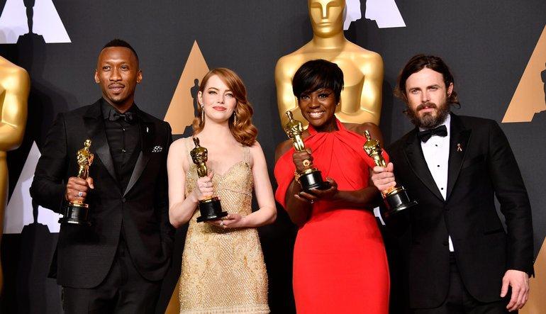 Die Oscar-Verleihung 2017: Große Show mit großer Panne